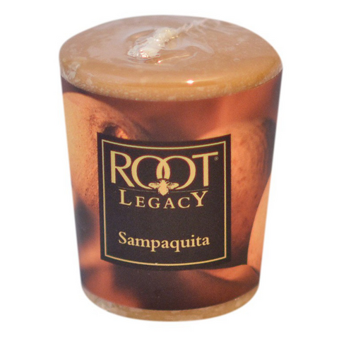 Root Candles - Sampaquita Votive