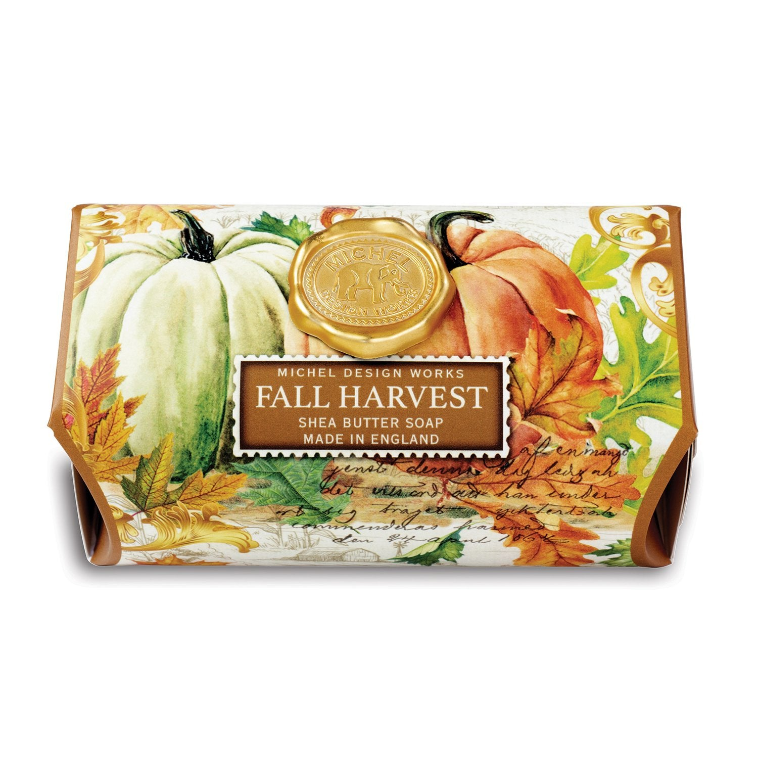 Fall Harvest - Large Shea Butter Soap