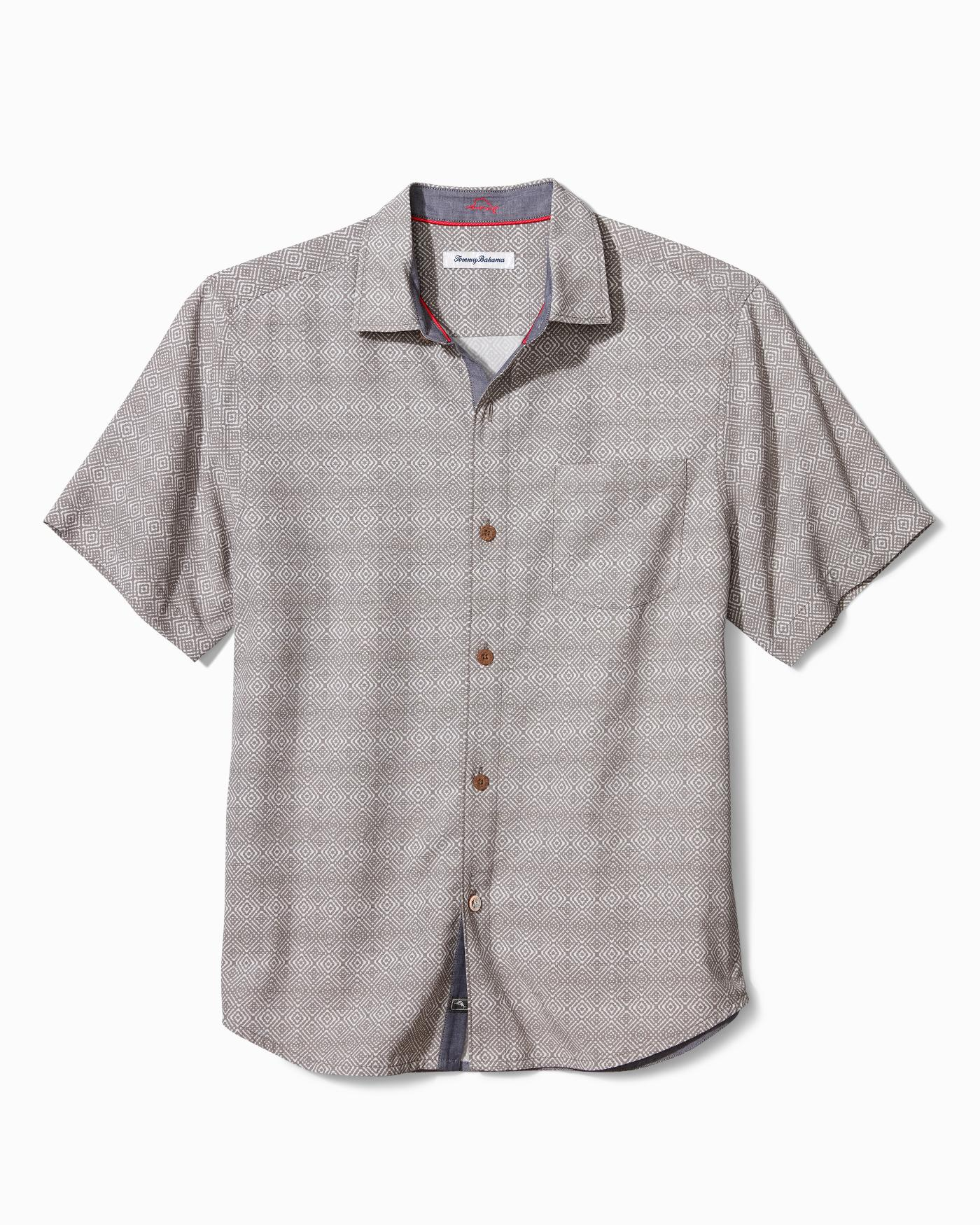 Tommy Bahama Coconut Point Geo Camp Shirt