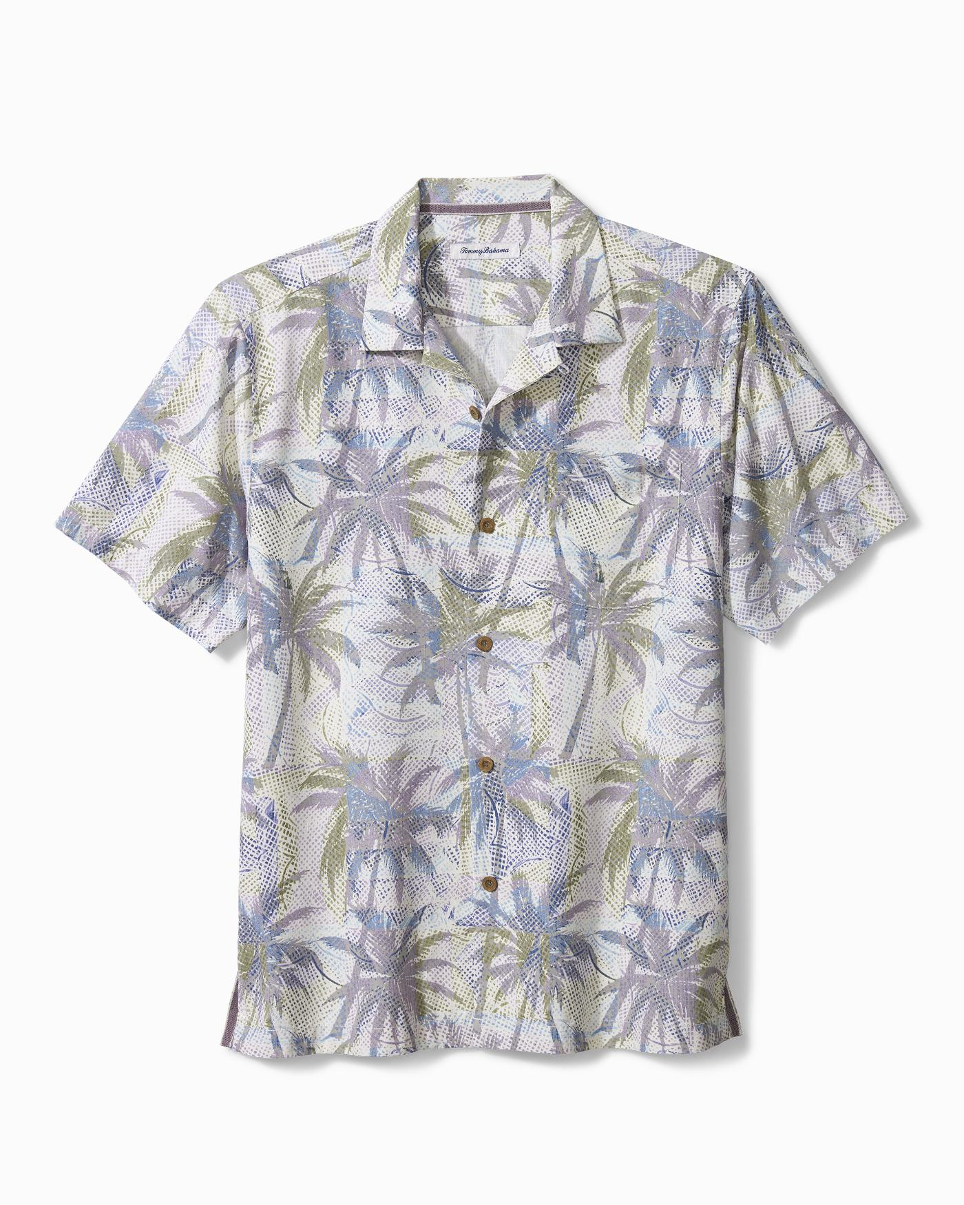 Tommy Bahama Palm Exposure Camp Shirt