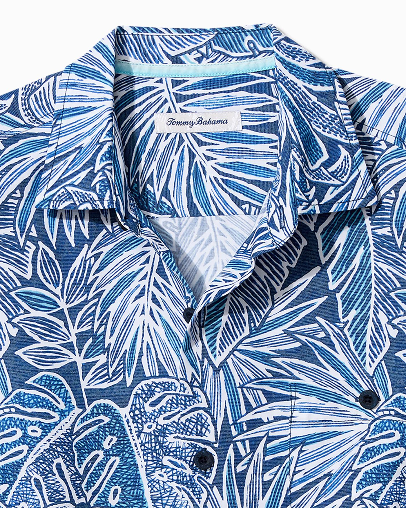 Tommy Bahama Coconut Point Fronds Camp Shirt