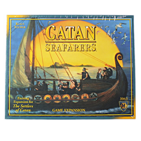 Settlers of Catan - Seafarers of Catan Expansion
