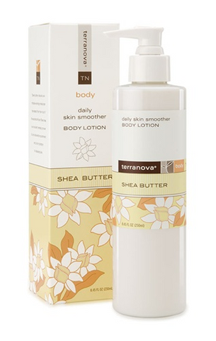 Shea Butter Daily Skin Smoother Body Lotion