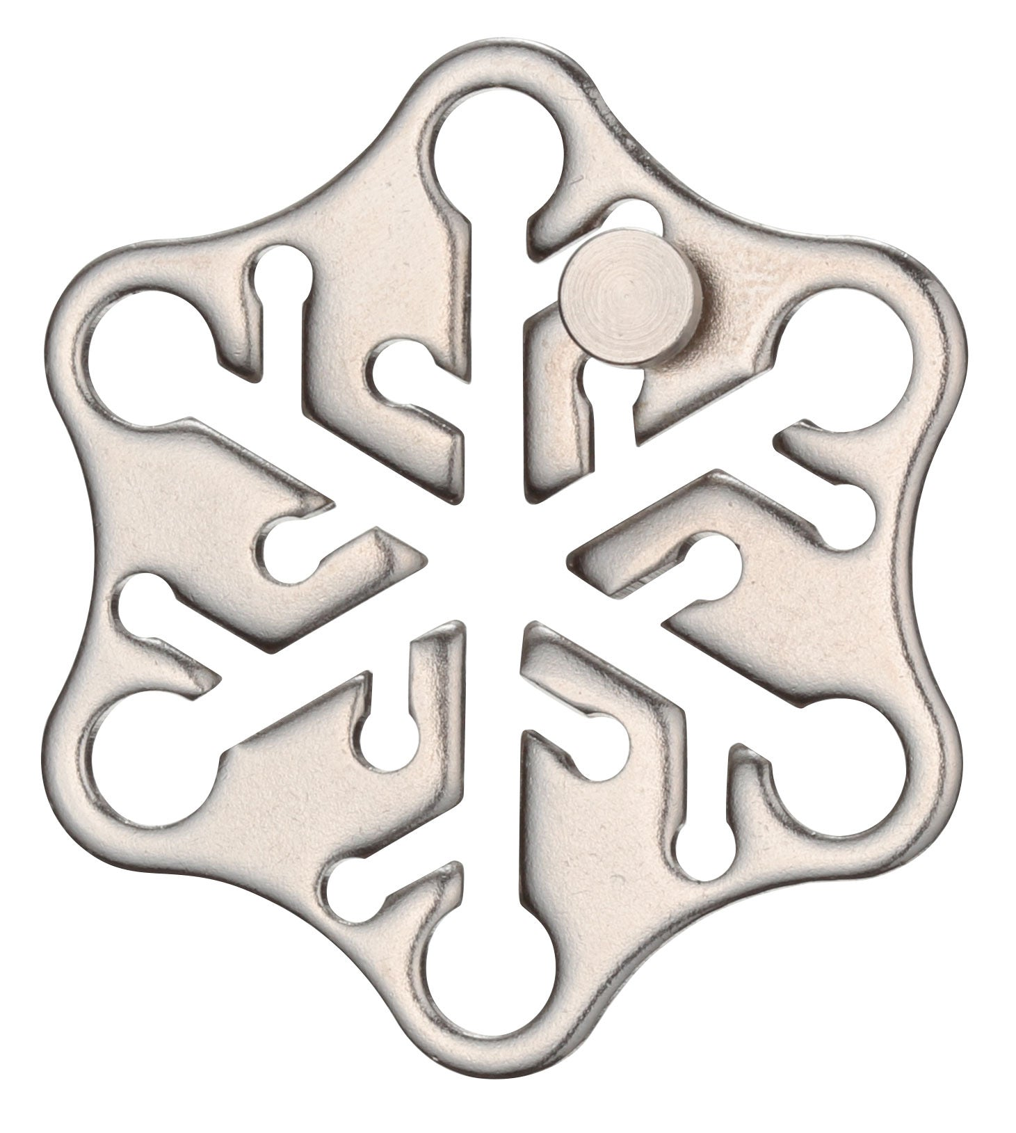 Snow - Hanayama Puzzle Level 2
