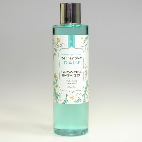 Terranova Rain Hydrating Sea Kelp Bath & Shower Gel