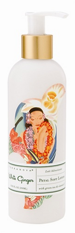 Terranova White Ginger Petal Soft Lotion