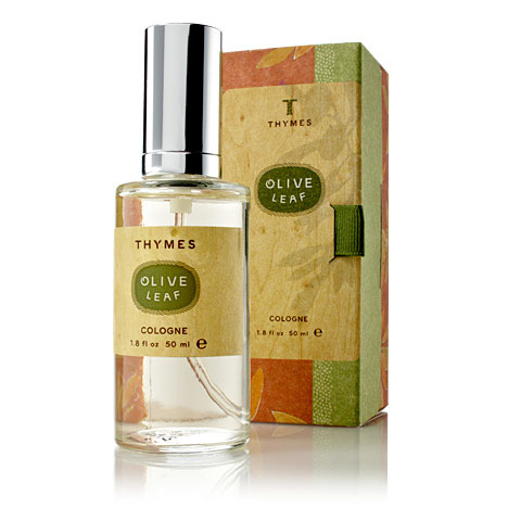 Thymes Olive Leaf Cologne - 50ml
