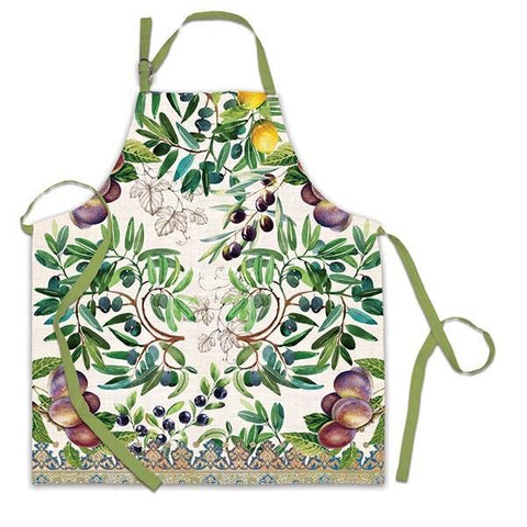 Tuscan Grove Apron by Michel Design Works