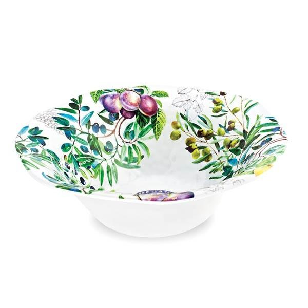 Tuscan Grove Serveware Large Bowl