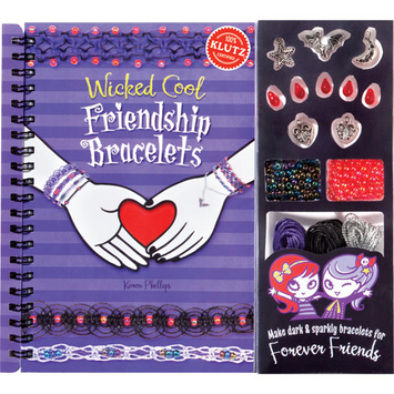 Wicked Cool Friendship Bracelets by Klutz