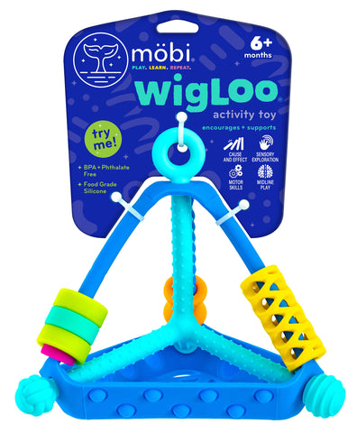 Wigloo Activity Toy