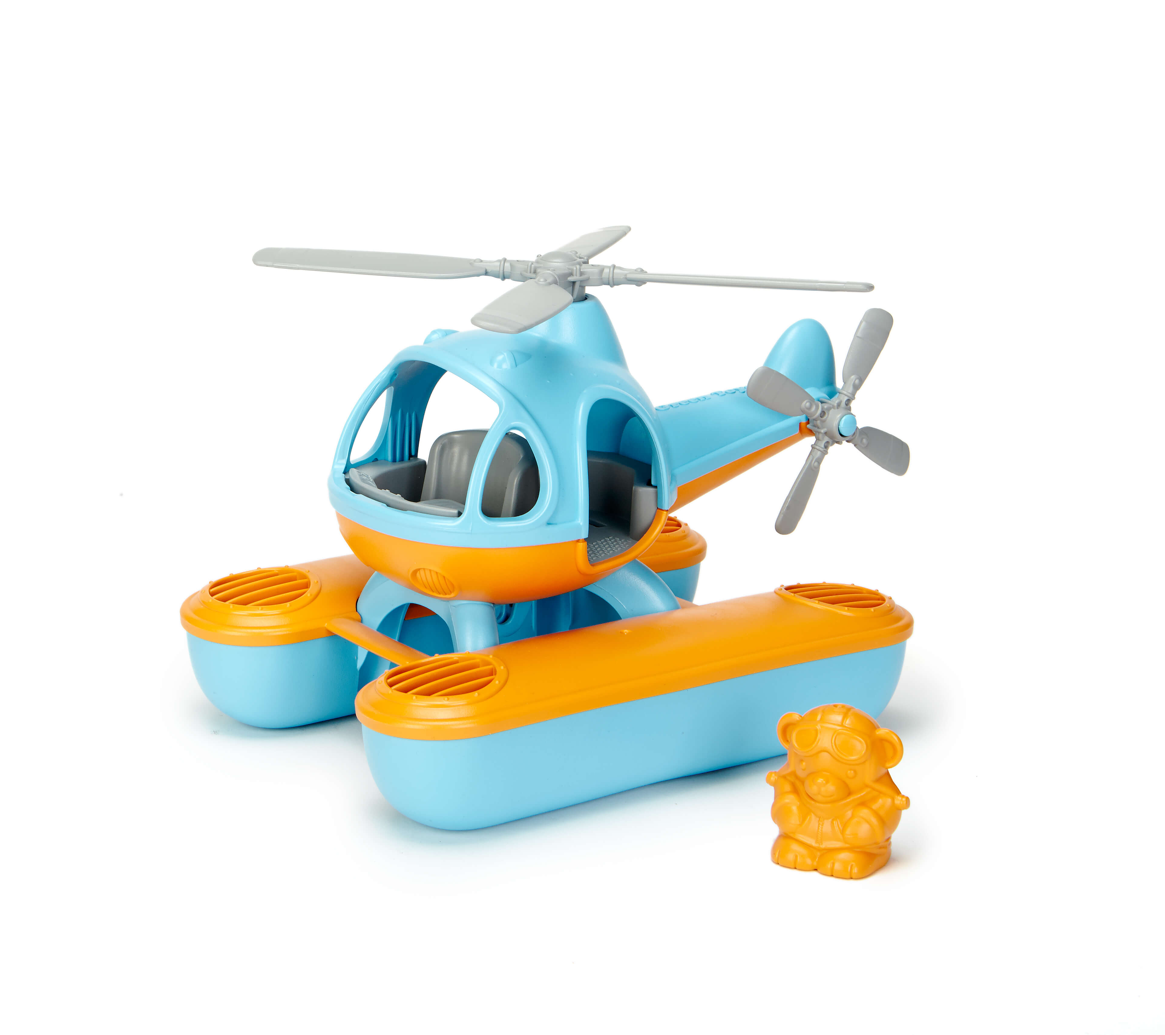 Green Toys Seacopter Blue