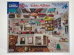 Retro Kitchen 1000 piece puzzle