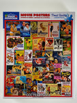 Movie Posters 1000 piece puzzle