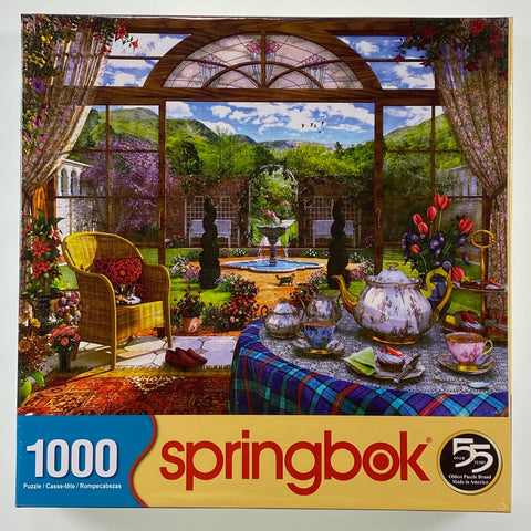 The Conservatory 1000 Piece Puzzle