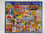 Things We Collect 1000 piece puzzle