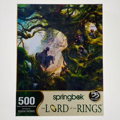 Lord of the Rings Black Rider 500 piece puzzle