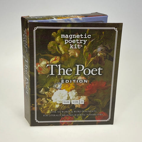 Magnetic Poetry Kit The Poet Edition