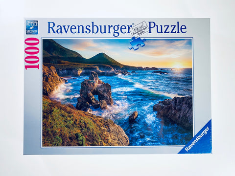 Big Sur Sunset 1000 piece puzzle