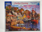 Harbor Evening 1000 piece puzzle