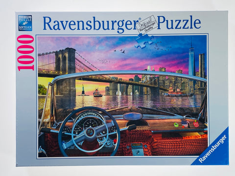 Brooklyn Bridge 1000 piece puzzle