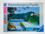 Rhine Falls Switzerland 1000 piece puzzle