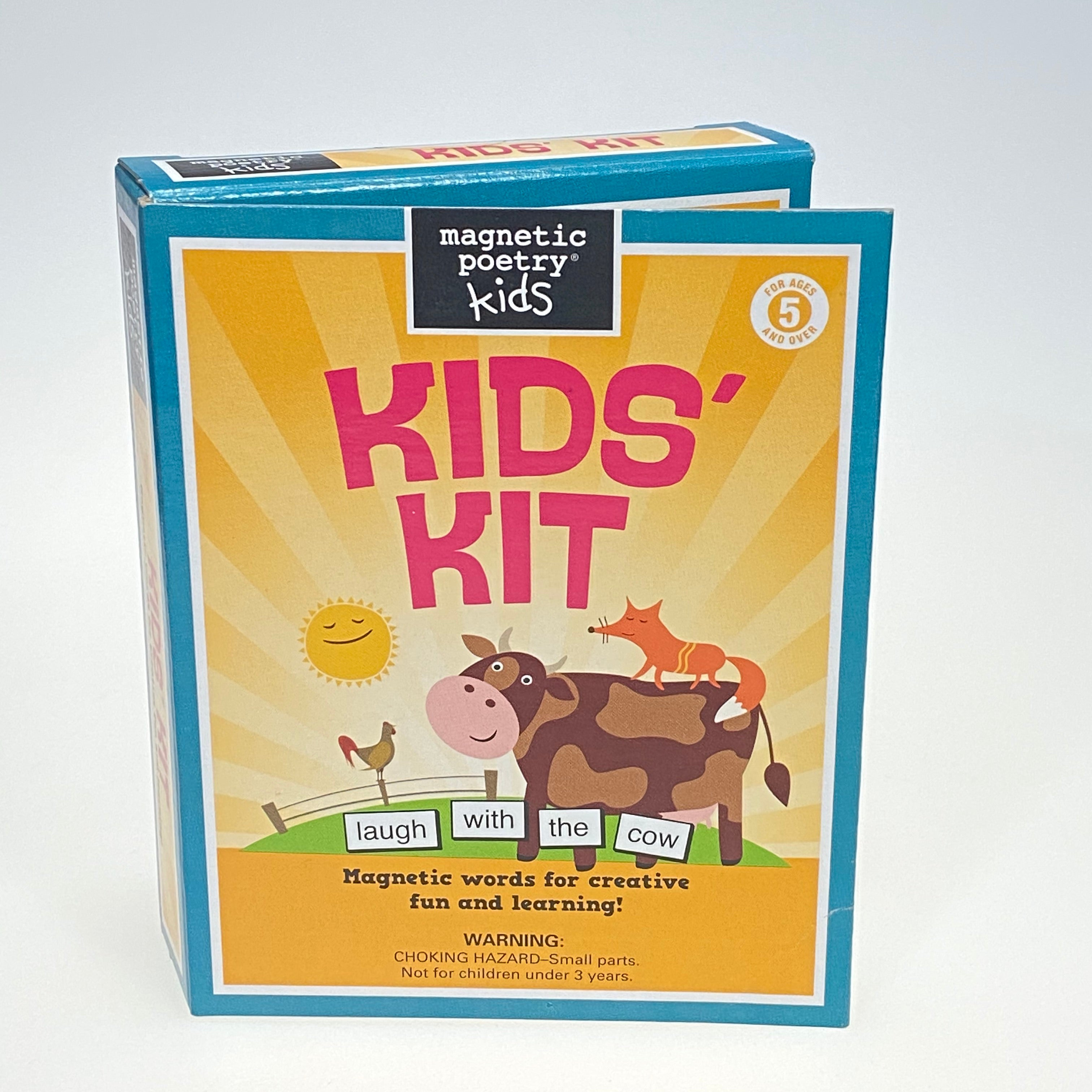 Magnetic Poetry Kids Kit