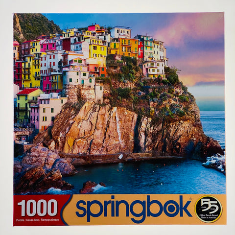 Cliffhangers 1000 piece puzzle
