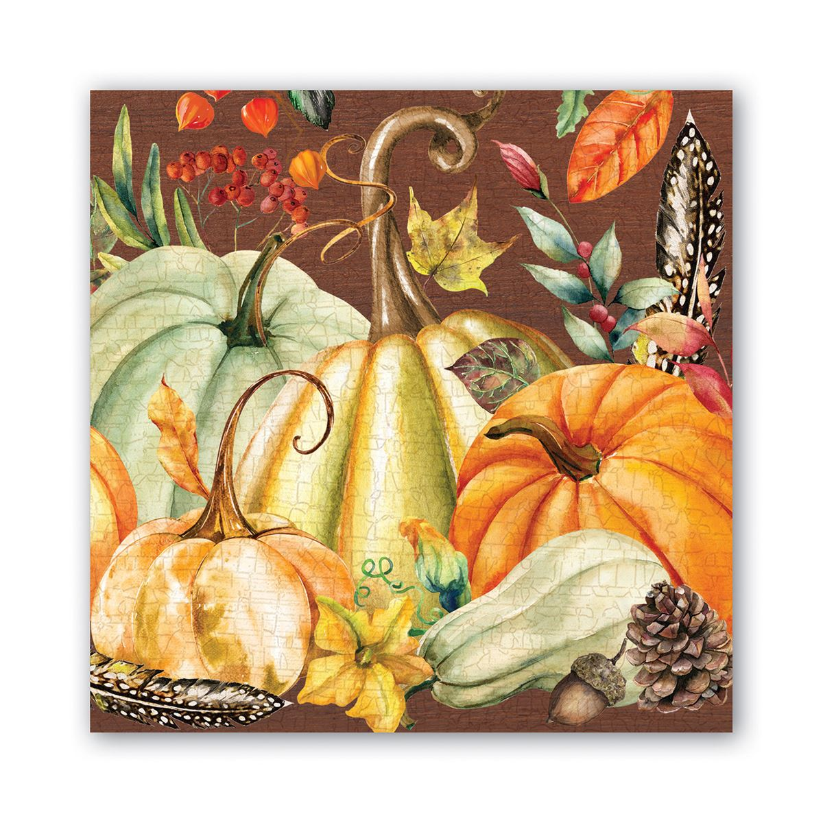 Sweet Pumpkin - Luncheon Napkins