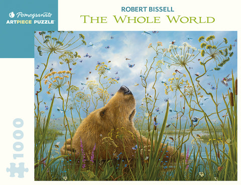 The Whole World - Robert Bissell 1000 Piece Puzzle
