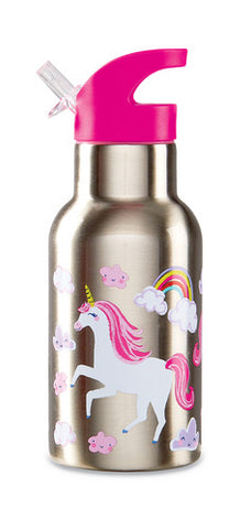 Water Bottle 13.5 oz - Unicorn