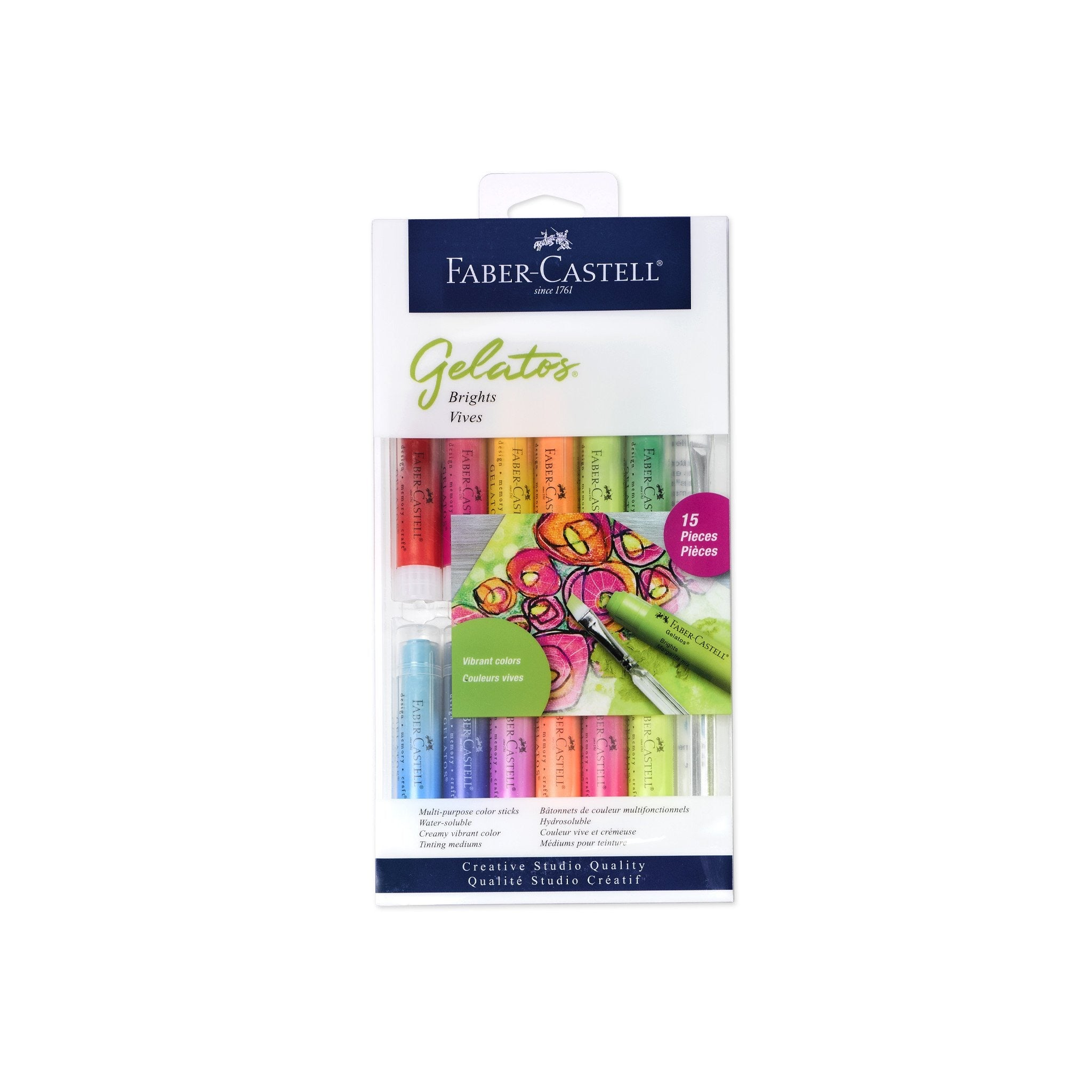 15 Gelatos - Brights