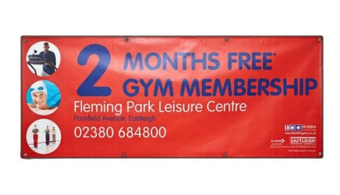 Are PVC Banners Good For Outdoor Advertising?