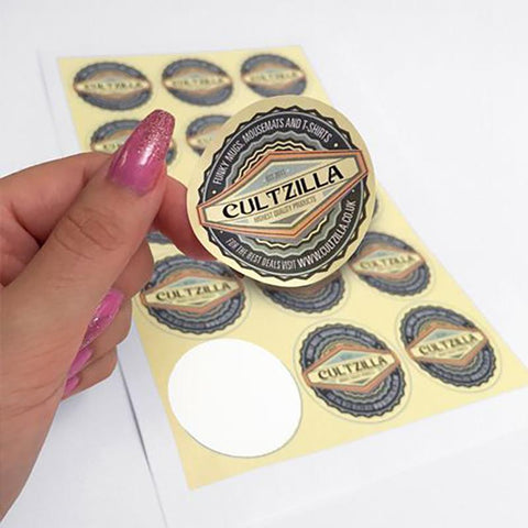 How custom label printing can help your business