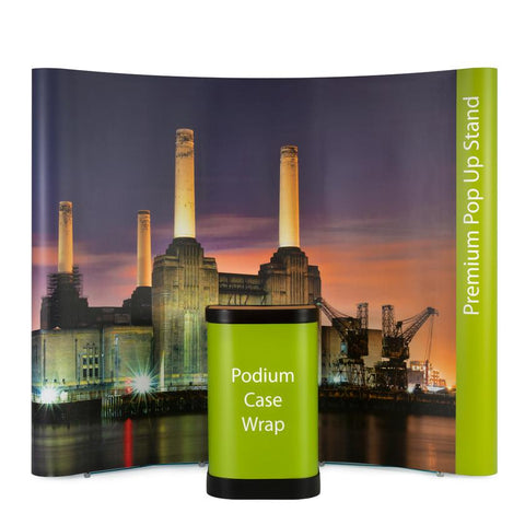 Increase sales with pop up banners