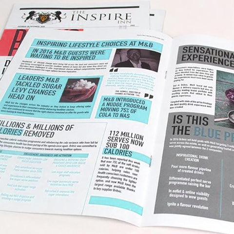 How to make your own magazine company