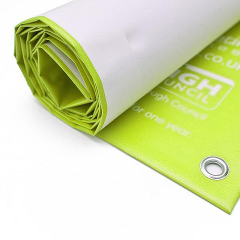 protect vinyl banners from damage