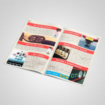 Brochures - Newsletter Printing