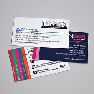 Business Cards - Budget Business Cards