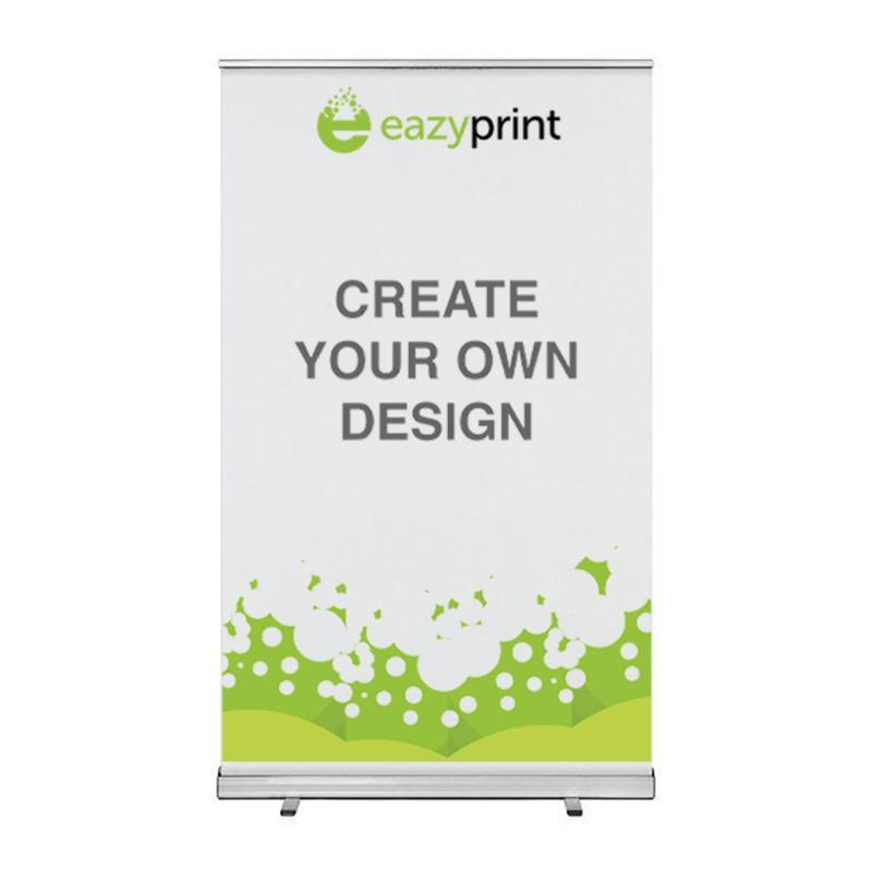CYO Wide Roller Banner - Wide Roller Banner (Blank)