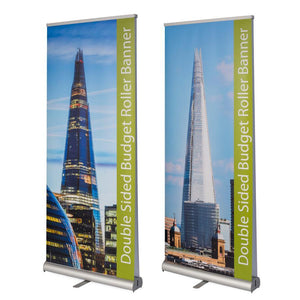 Double Sided Banners - Budget Double Sided Roller Banners