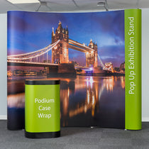 Exhibition Displays - Pop Up Exhibition Stands
