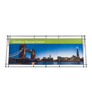 Outdoor Banner Frames - Outdoor Banner Frames