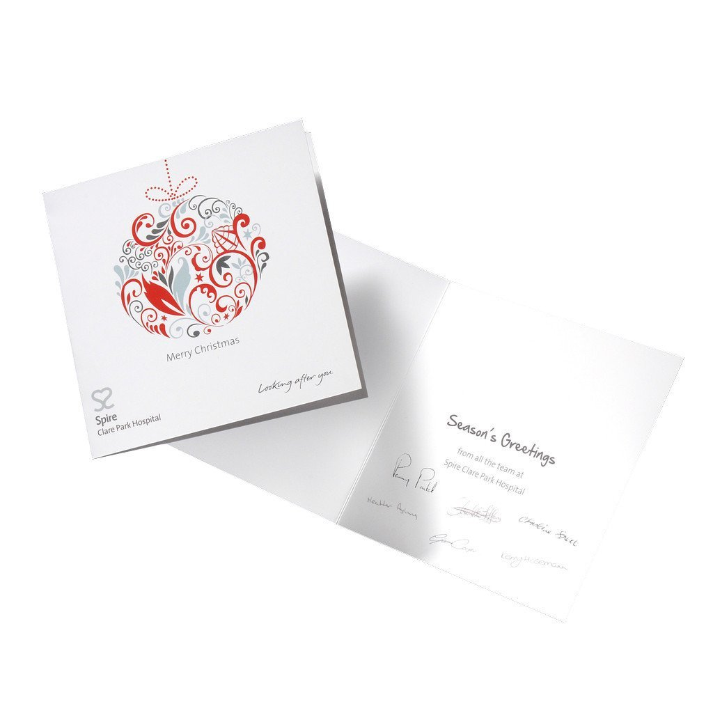 Promotional Items - Christmas Cards