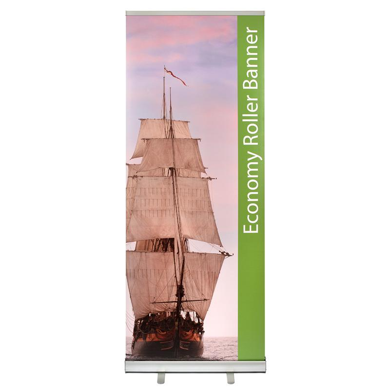 Roller Banners - Economy Roller Banners