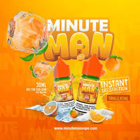 MINUTE MAN (TANGERINE) ON ICE SALT