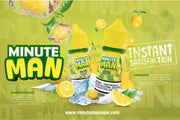 Minute Man (Lemon Mint) Salt Nicotine