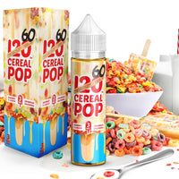 Mad Hatter - Cereal Pop 120 E-Juice 120ml
