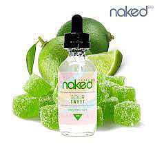 Naked Sour Sweet 100 E-liquid (60mL)