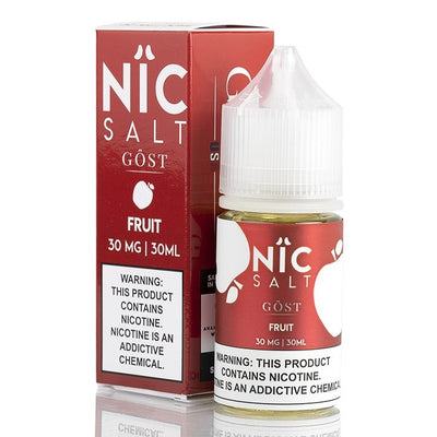 NIC SALT - GOST VAPOR-(FRUIT) 30ML